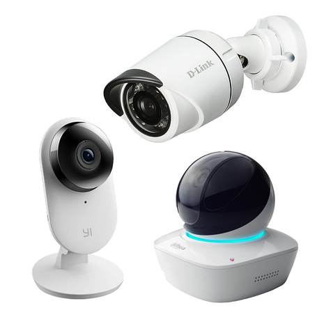 Смарт-камери | Камери відеоспостереження