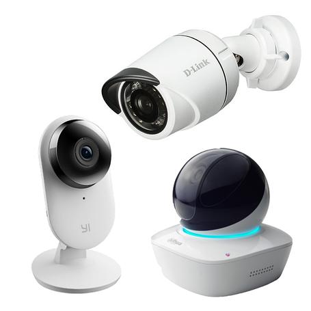 Смарт-камеры   Камеры видеонаблюдения