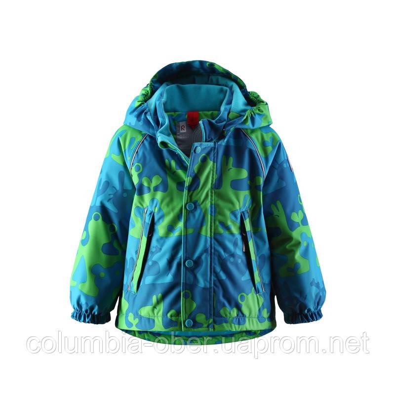 Зимняя куртка для мальчика ReimaTec DINKAR 511150. Размеры 80 и 86.