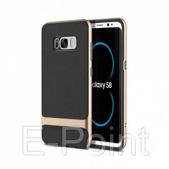 TPU+PC чехол Rock Royce Series для Samsung G950 Galaxy S8