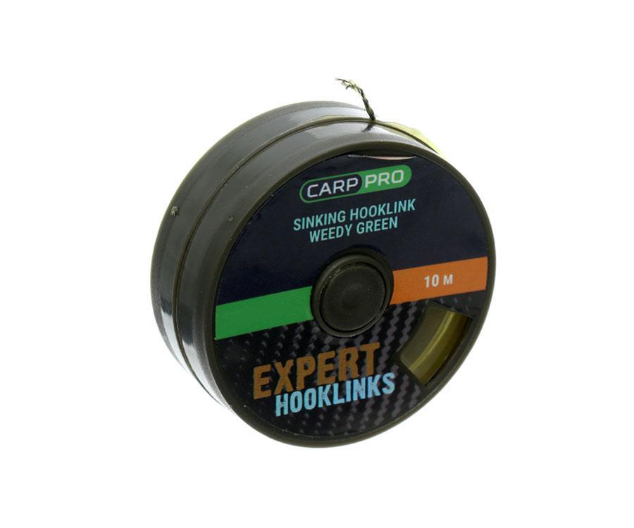 Поводковый материал без оболочки Carp Pro Weedy Gr. Sinking 10lb 10м