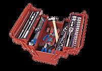 Набор инструментов 65 ед. в ящике King Tony 902-065MR, фото 1