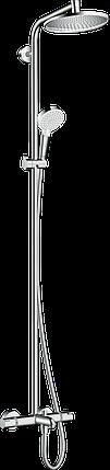 Hansgrohe Crometta S 240 27320000 душевая система с термостатом, фото 2