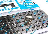 Шпульки для побутових швейних машин 9мм/21мм метал/хром YOKE, фото 1