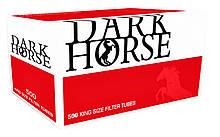 Сигаретные гильзы Dark Horse 500 шт