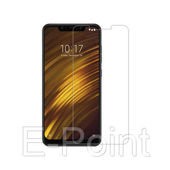 Защитная пленка Nillkin Crystal для Xiaomi Pocophone F1