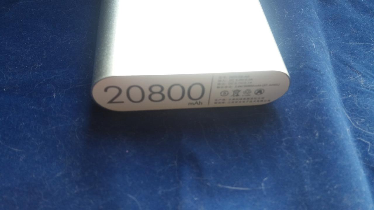 Xiaomi MI 20800 5V1A Конструктор в сборе (20800mA Реальная емкость аккумуляторов) DLG