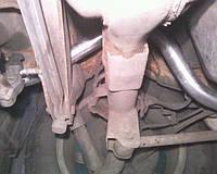 Трубы выхлопной системы с заменой, фото 1