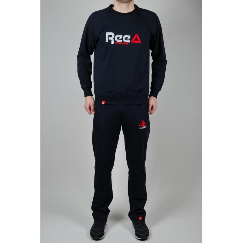 Cпортивный мужской костюм Reebok