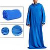 Одеяло-плед с рукавами Snuggie (Снагги), плед-халат, фото 9
