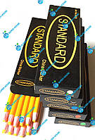 Карандаш STANDARD для разметки на ткани. 12 шт. в 1 коробке. Ассортимент цветов., фото 1