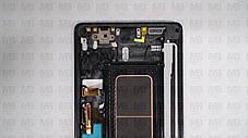 Дисплей с сенсором Samsung N950 Galaxy Note 8 black/чёрный, GH97-21065A, фото 3