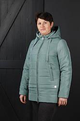 Весенние курточки больших размеров