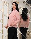 Блуза шифон , фото 6