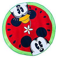 Детское пляжное полотенце Микки и Мини Маус, Disney, фото 1
