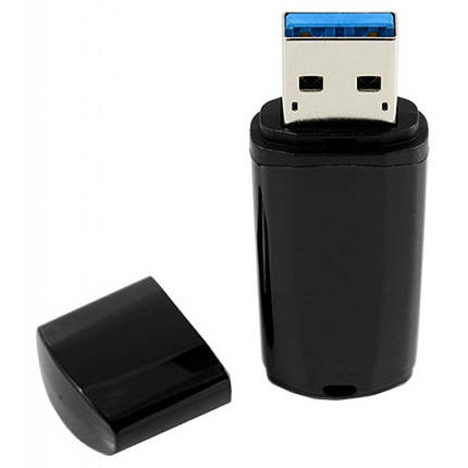 USB флеш накопитель GOODRAM 32GB UMM3 Mimic Black USB 3.0 (UMM3-0320K0R11), фото 2