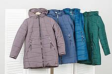 Весенняя женская куртка большого размера Нина, фото 2