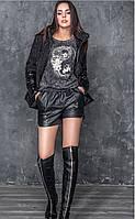 Оригинальная легкая женская куртка Melissa 44–48р. в расцветках, фото 1