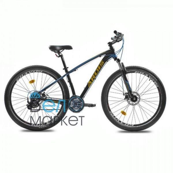 """Велосипед горный Ardis Inspiron MTB 29"""" 16,5"""" Черный"""