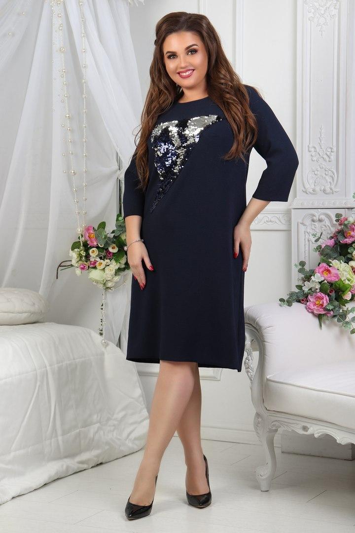 Женское модное платье ЕО059(бат)