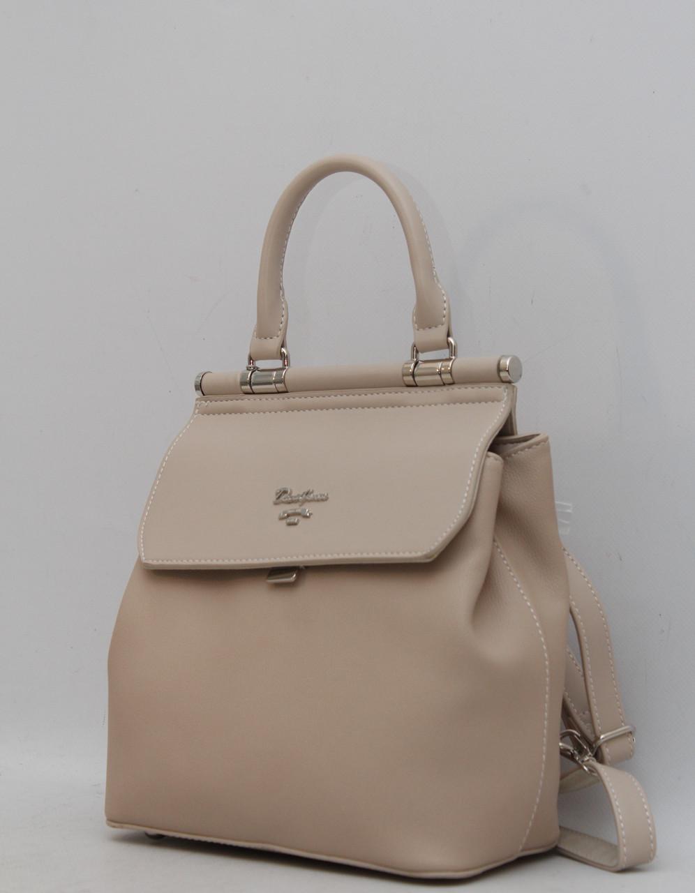Стильний жіночий сумка - рюкзак David Jones /Уценка. Стильный женский рюкзак David Jones