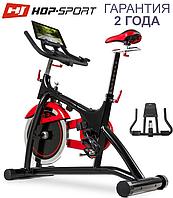 Домашний велотренажер HS-085IC Gravity,Встроенный,Скорость|Дистанция|Расход калорий|Частота пульса|Время,Тип Вертикальный , Встроенный, Батарейки,