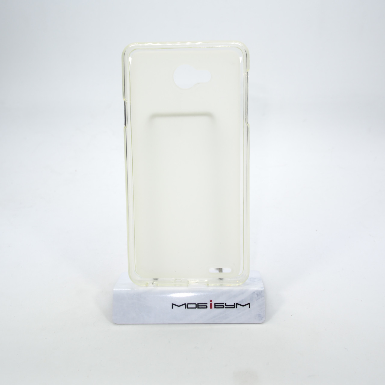 Чехол Silicon New Line X Fly iQ451 soft-clear