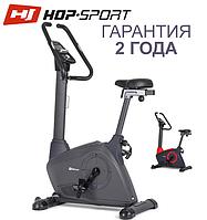 Велотренажер для фитнеса HS-080H Icon grey,Электромагнитная,15,Вес 41 кг, 24, 150, BA100, Вертикальный, Электромагнитная, 15