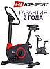 Велотренажер для постави HS-080H Icon red,Електромагнітна,13,Тип Вертикальный , Швидкість|Дистанція|Витрата калорій|Частота пульсу|Час, Вбудований,