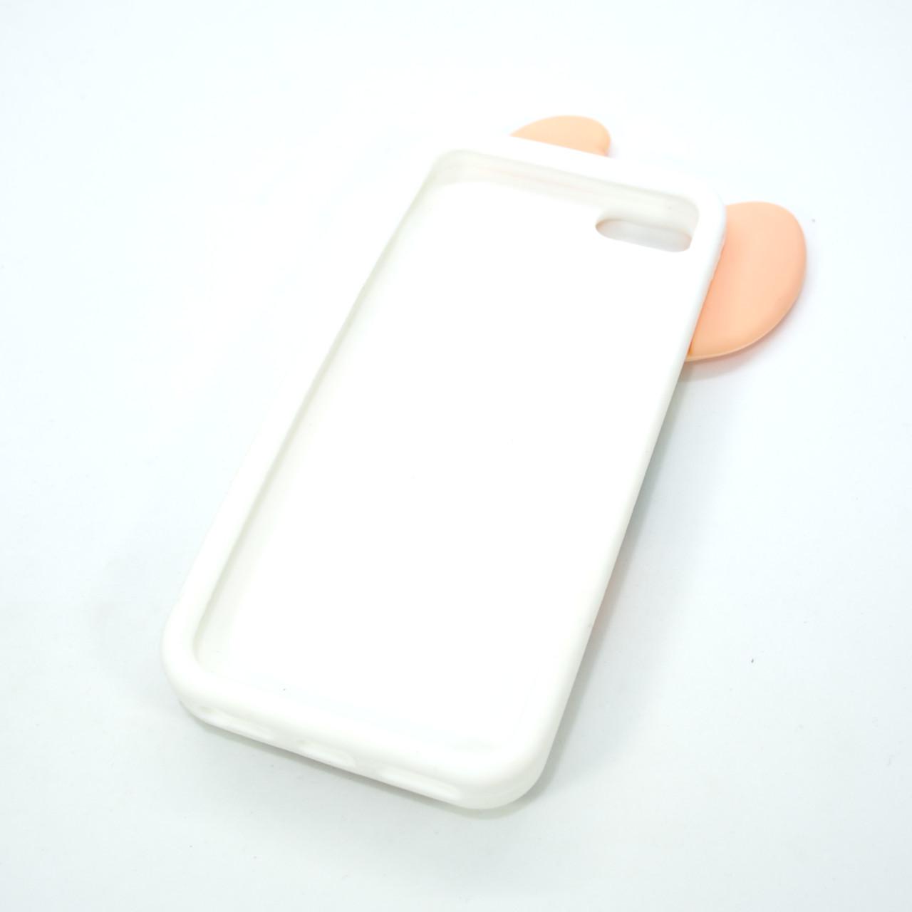 Silicon Moschino iPhone 5s Apple SE Для телефона