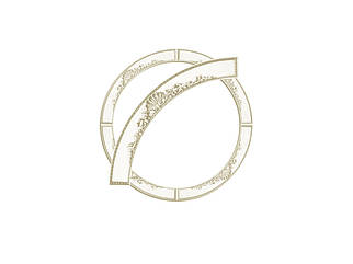 Молдинг круговий Harmony KR121