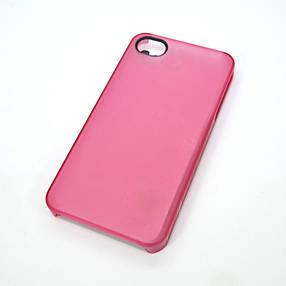 Чехол iLuv Overley iPhone 4/4S pink (ICC743PNK) EAN/UPC: 3924778758, фото 2