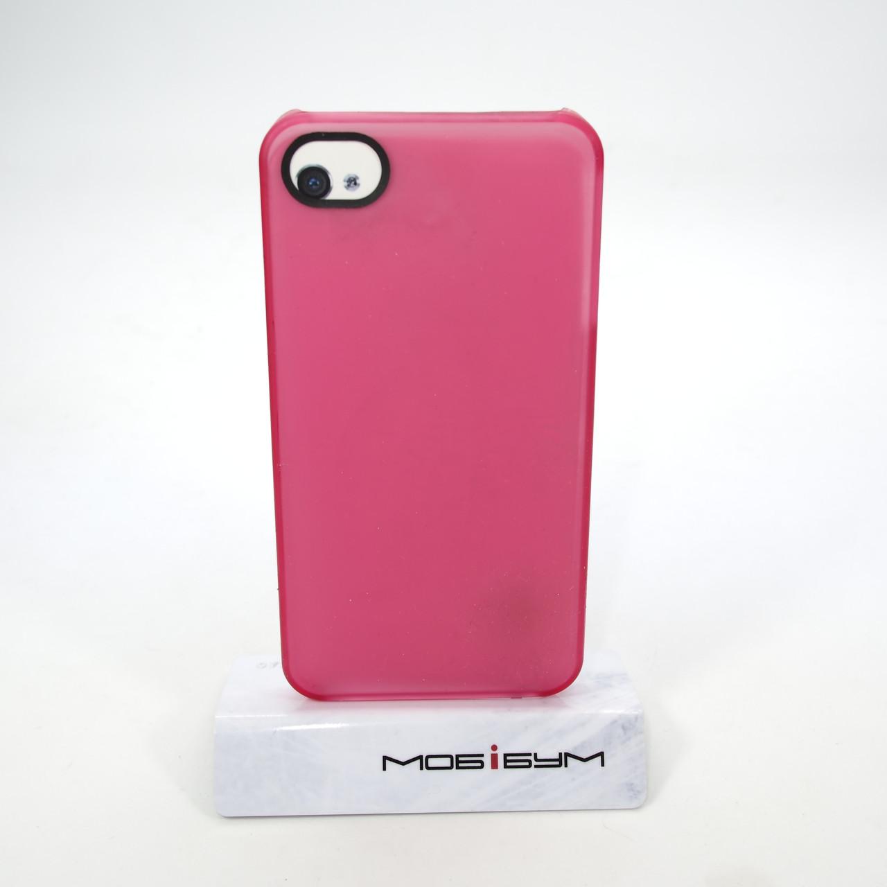 Чехол iLuv Overley iPhone 4/4S pink (ICC743PNK) EAN/UPC: 3924778758