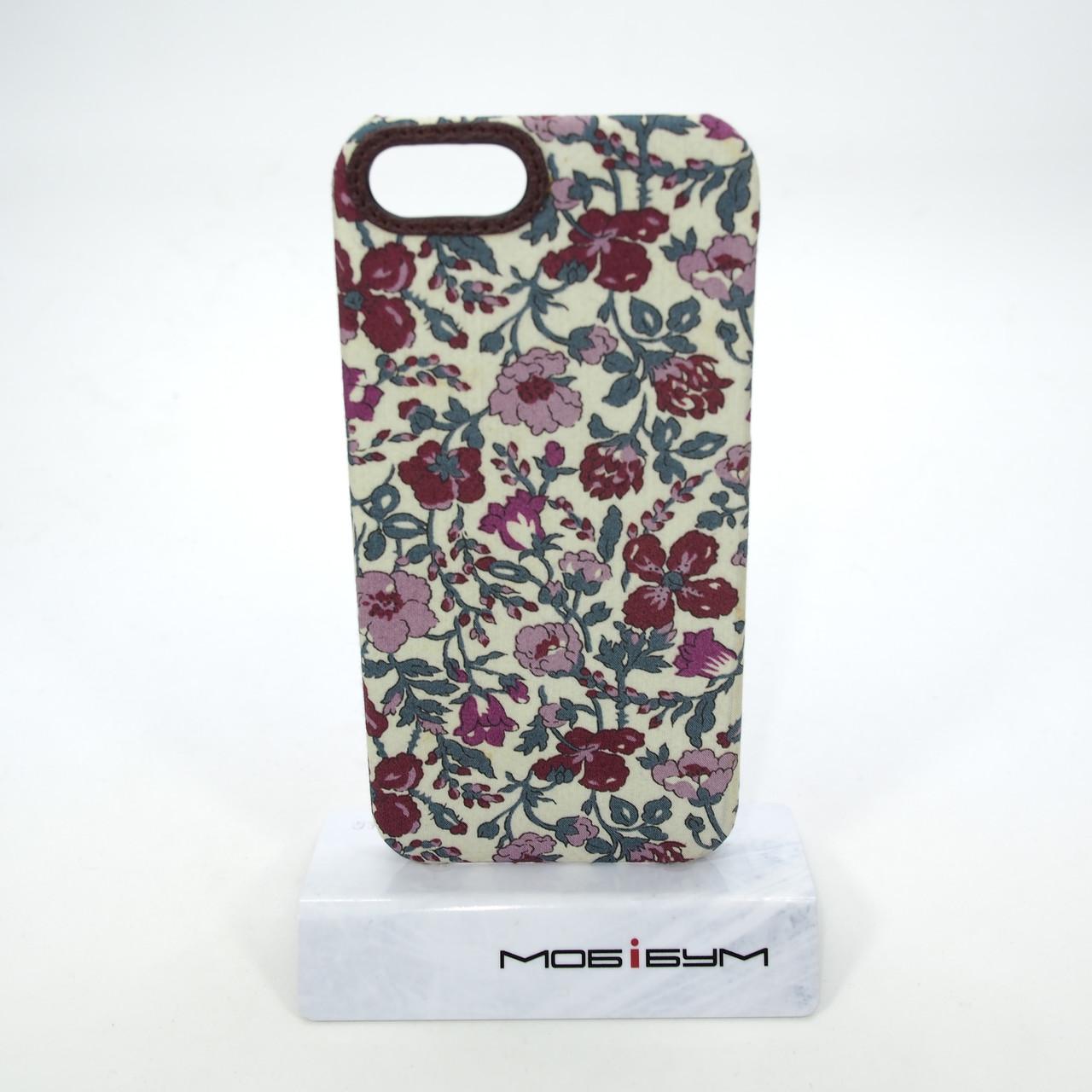 Чехол AVOC Liberty Bar iPhone 5s/SE violet/Meadow EAN/UPC: 8809387768228