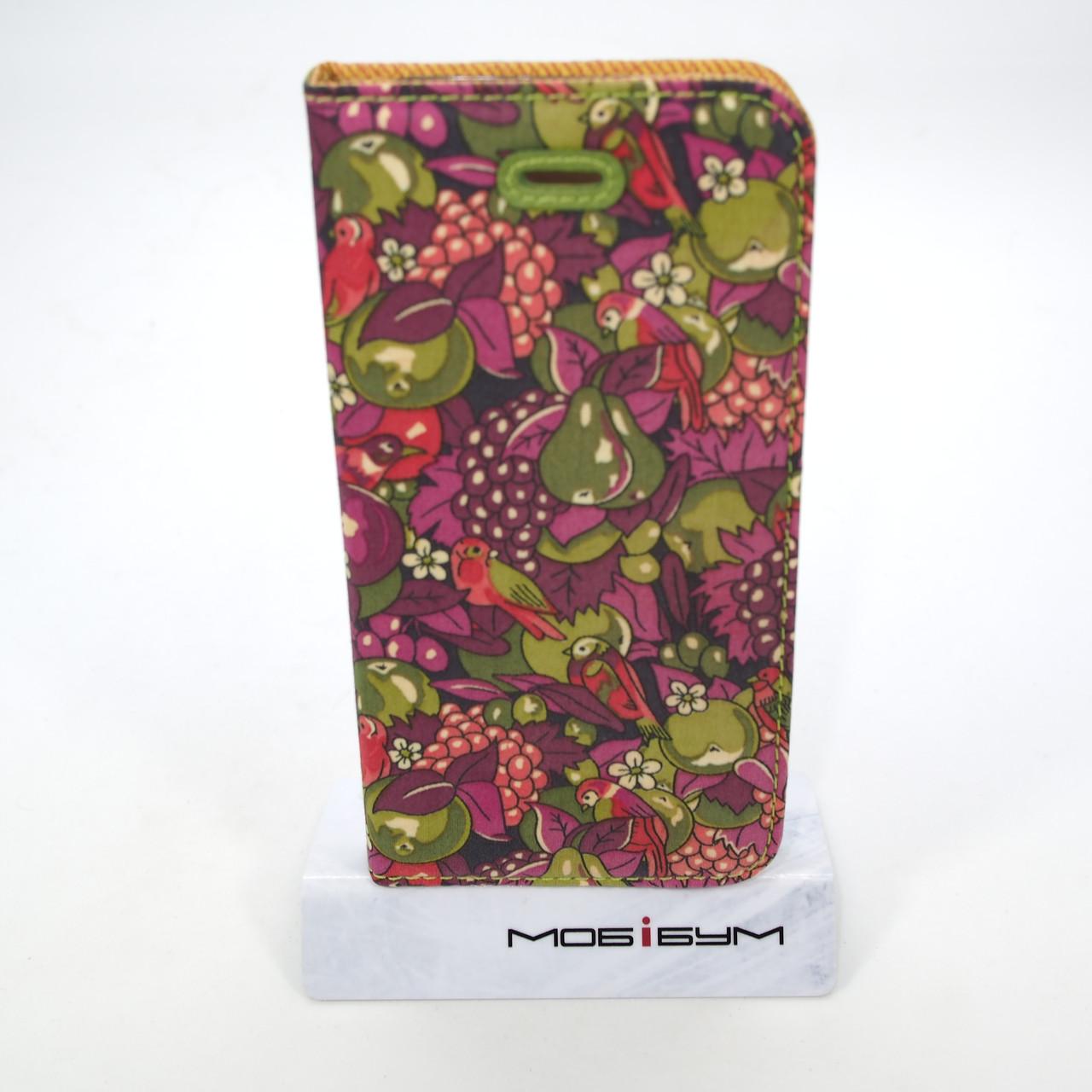 Чехол AVOC Liberty Diary iPhone 5s/SE Wine/Osbornes EAN/UPC: 8809387768242