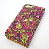 Чехол AVOC Liberty Diary iPhone 5s/SE Wine/Osbornes EAN/UPC: 8809387768242, фото 4