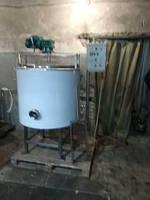Котел сыроварня кпэ-250, фото 1