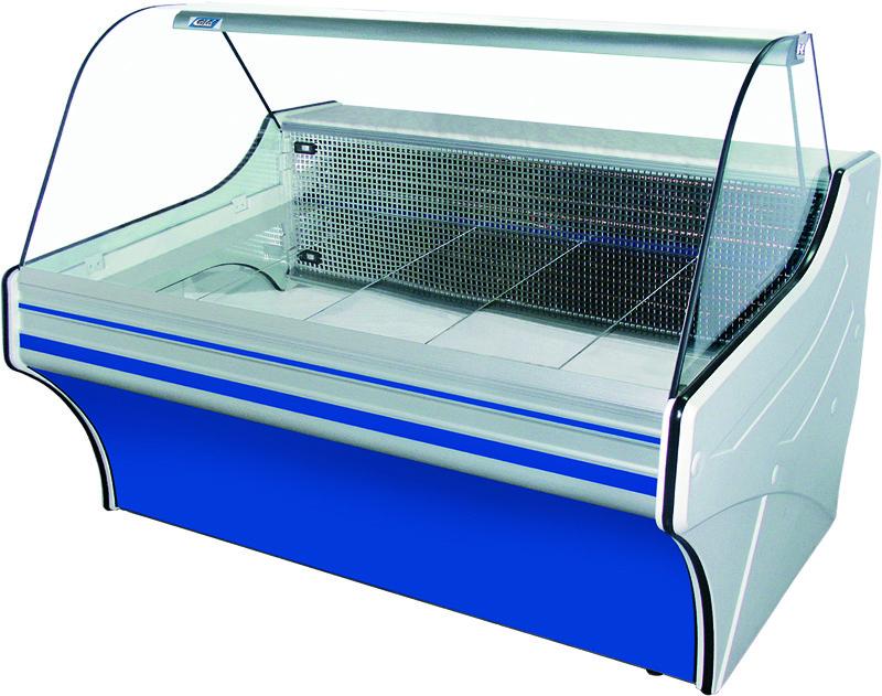 Вітрина холодильна COLD VIGO W-10 SG-w