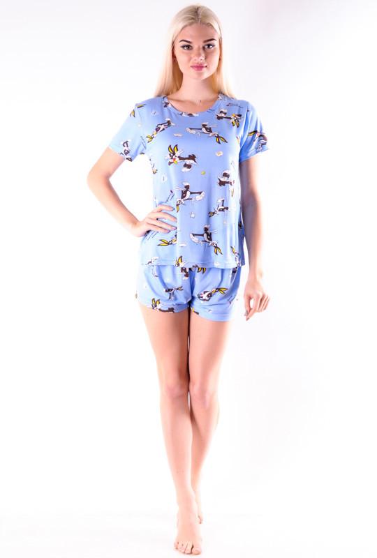 Молодежная пижама 122-12