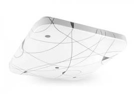 Светильник квадратный светодиодный накладной FERON AL537 20W 4000К