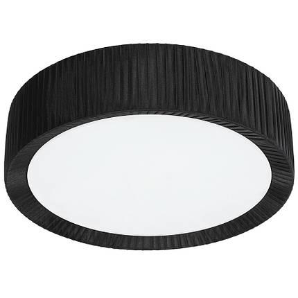 Потолочный светильник светодиодный NOWODVORSKI Alehandro Black 5348 (5348), фото 2