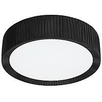 Потолочный светильник светодиодный NOWODVORSKI Alehandro Black 5348 (5348)