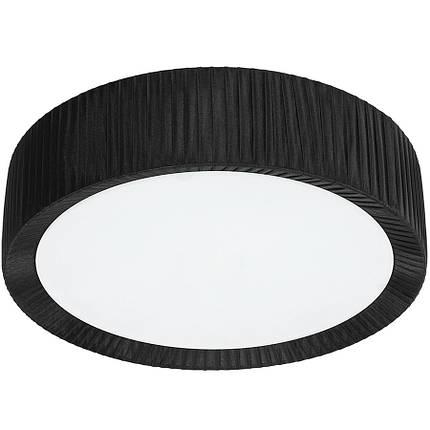 Потолочный светильник светодиодный NOWODVORSKI Alehandro Black 5347 (5347), фото 2