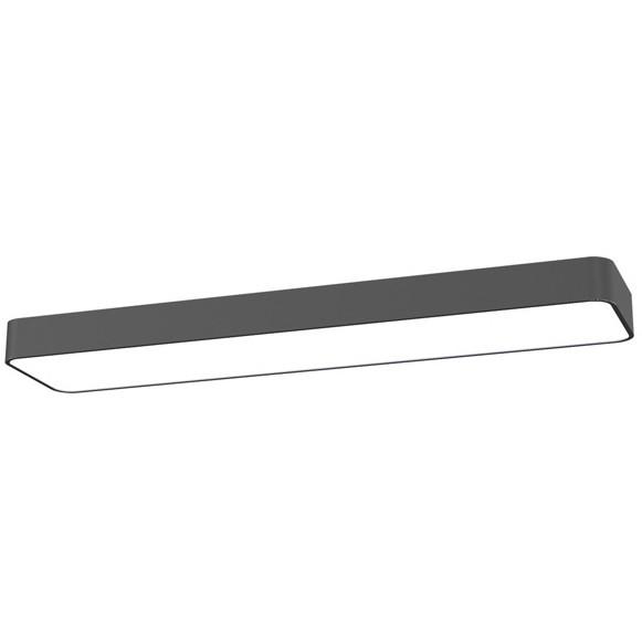 Потолочный светильник светодиодный NOWODVORSKI Soft Graphite 6996 (6996)