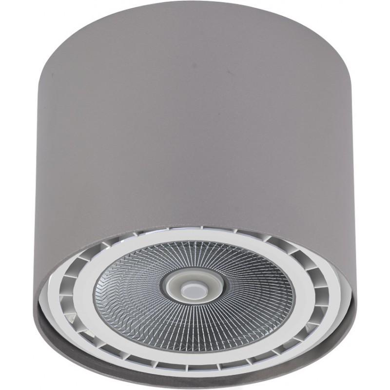Потолочный светильник светодиодный NOWODVORSKI Bit Silver 9484 (9484)