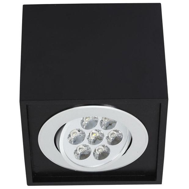 Потолочный светильник светодиодный NOWODVORSKI Box Led Black 6427 (6427)