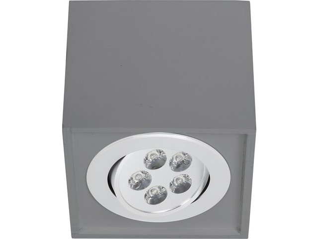 Потолочный светильник светодиодный NOWODVORSKI Box Led Gray 9630 (9630)