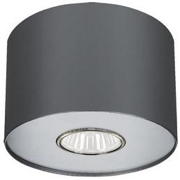 Потолочный светильник светодиодный NOWODVORSKI Point Graphite Silver/Graphite White 6006 (6006)