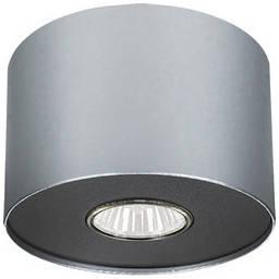 Потолочный светильник светодиодный NOWODVORSKI Point Silver Graphite 6003 (6003), фото 2