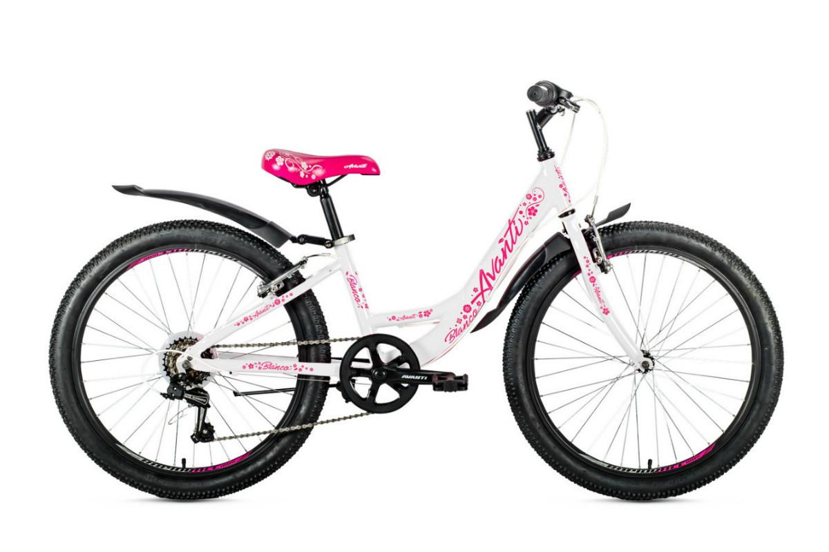 Велосипед 24 Avanti Blanco v-br. 12